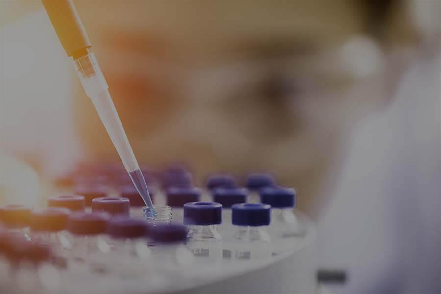 Analyses en laboratoire
